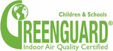 Peace Spray Foam uses WALLTITE Eco®, which is a Greenguard certified product.